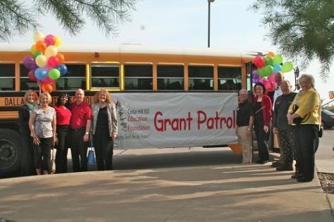 Grant Patrol Bus
