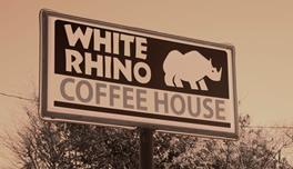 White Rhino Coffe House