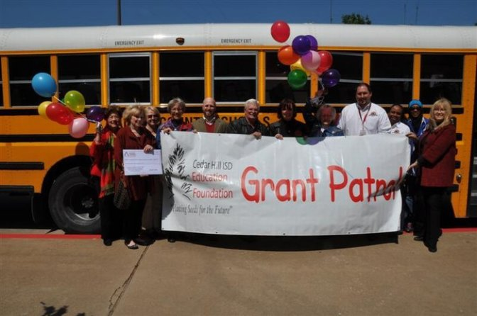 CHISD Grant Patrol 2013