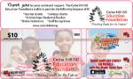 Cedar Hill Major Saver Card 450