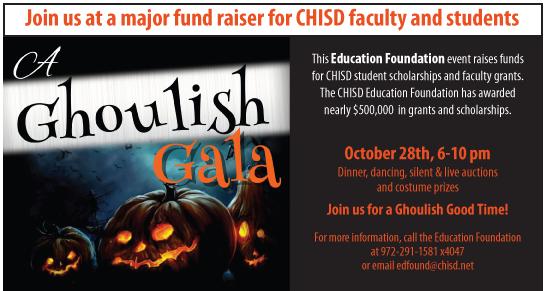 CHEF Ghoulish Gala ad2 - Webpage